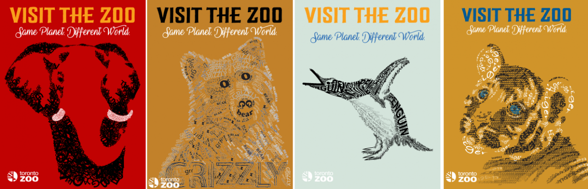 Zoo posters